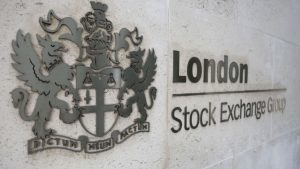 The FTSE 100 Index closed on Friday down 27.67 points at 7,243.7
