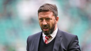 Dons boss urges players to take huge step towards securing European football