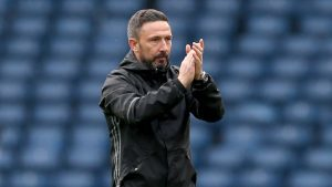 Dons boss insists his side can go the distance
