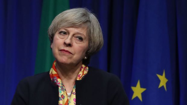 MPs have given Theresa May their authority to formally begin Brexit in an overwhelming House of Commons vote