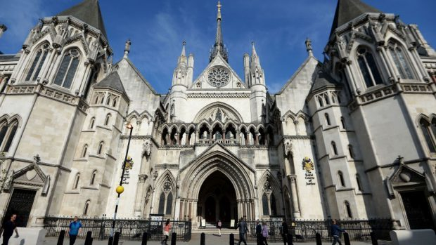 """The High Court hearing is being brought by a group of campaigners who want a """"soft Brexit"""" and to keep Britain in the European single market"""