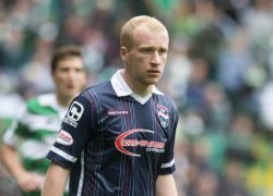 Could Ross County's Liam Boyce be heading south of the border?