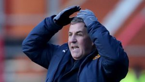 Motherwell manager Mark McGhee faces potential lengthy ban after Aberdeen defeat