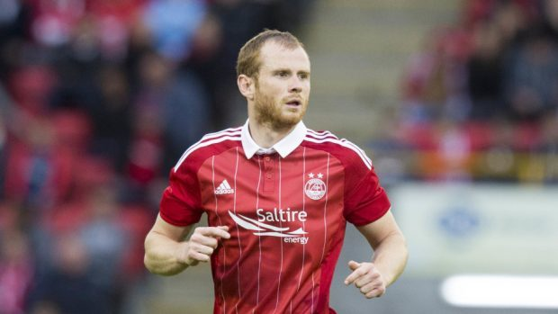 Aberdeen's Mark Reynolds was part of the Dons side that missed out on second four years ago.