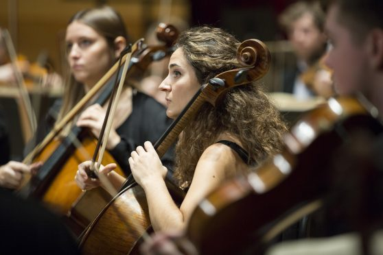 The Royal Conservatoire of Scotland has struck a deal to teach children in the north-east.