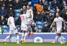 Players to take confidence from impressive showing against Rangers