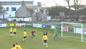 The Big Game: Watch highlights of Turriff's 3-1 cup win over Nairn