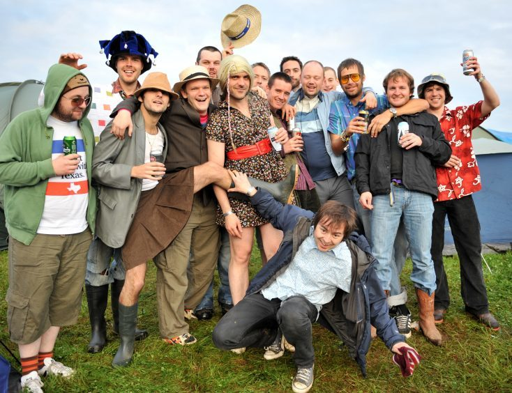 Andy Beattie & His Stag Party