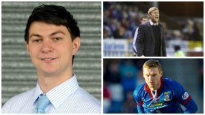 Andy Skinner: Spirited point at Tynecastle offers Inverness hope at start of tough run