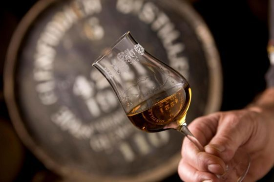 Up to 160,000 jobs are estimated to rely on the whisky industry in the UK.
