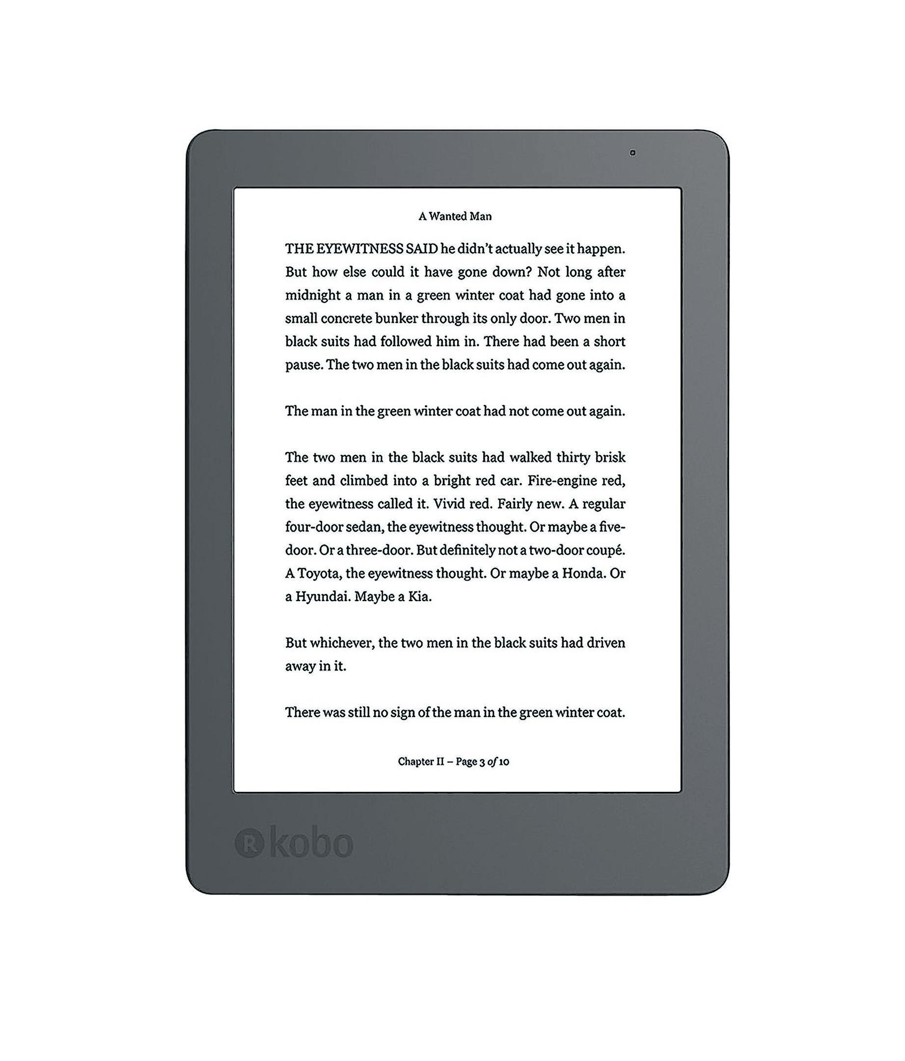GADGETS E Readers 095323
