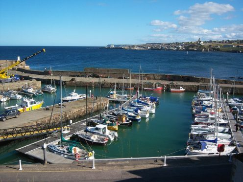 Banff Harbour could soon have a new slipway after securing more than £85,000 in NESFLAG funding.