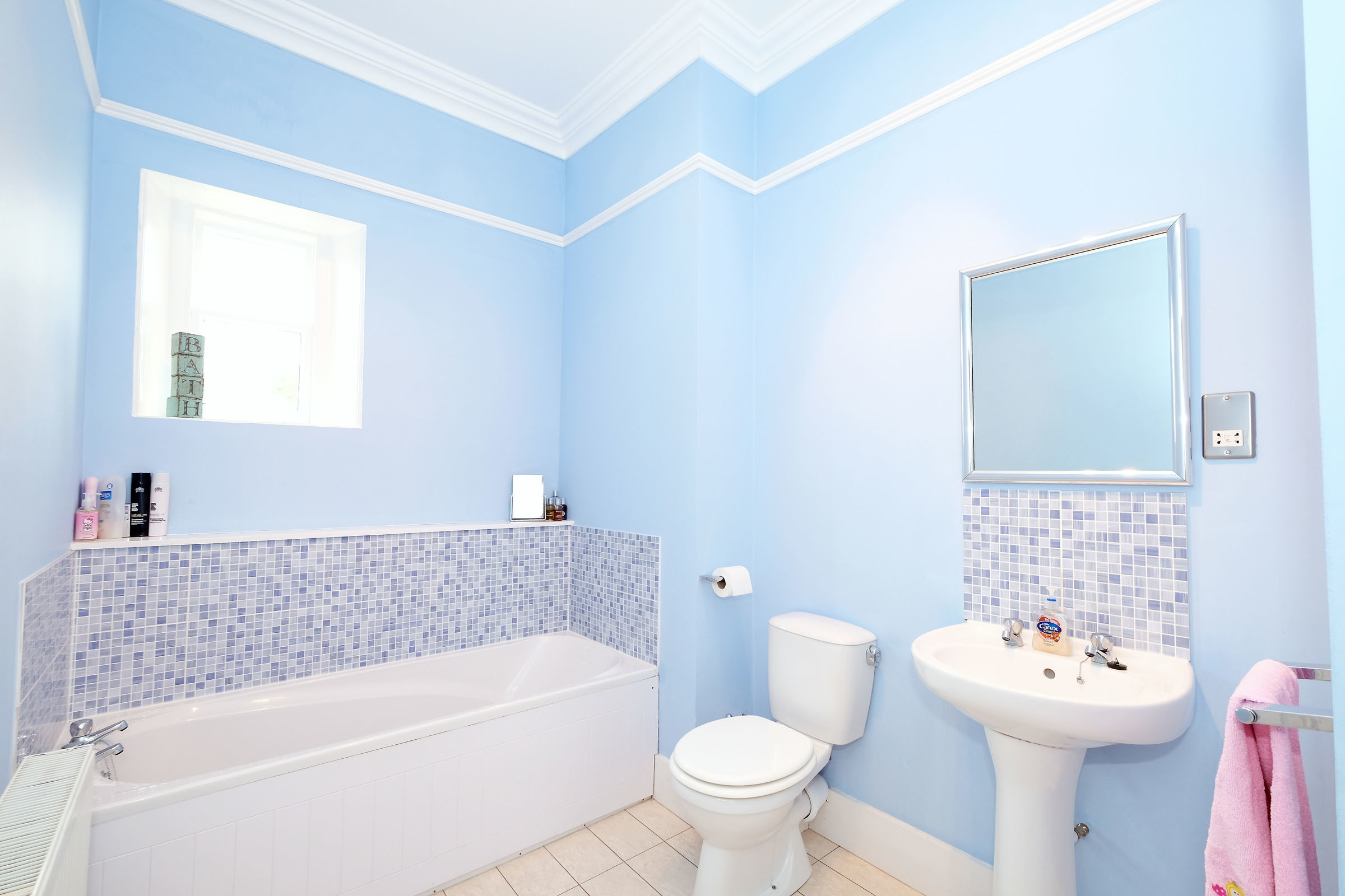 Bathroom press and journal for William wilson bathrooms aberdeen