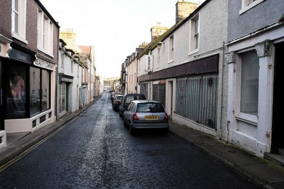 Bridge Street has been the focus of regeneration works over the past four years