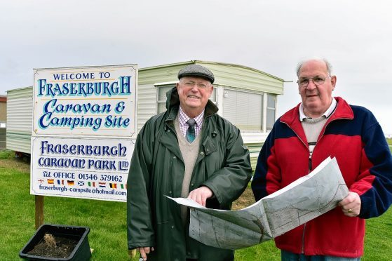 "Fraserburgh Caravan Park could be an ""exceptional"" asset to the community"