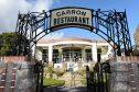 The Carron Restaurant in Stonehaven