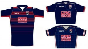 County supporters to vote for next season's kit