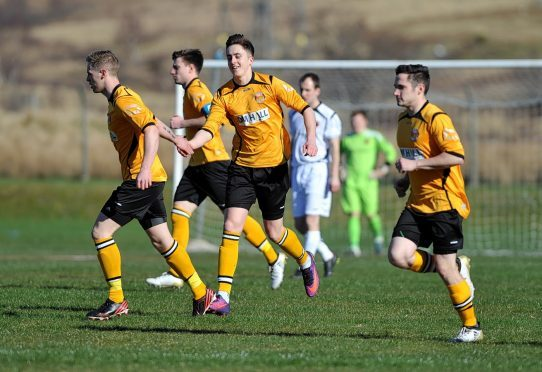 Fort William v Rothes FC