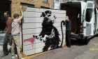 A documentary about street art phenomenon Banksy, who created the Haight Street Rat among hundreds of other works, is to have its UK premiere in Aberdeen.