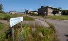 The former Ladysbridge Hospital in Banff