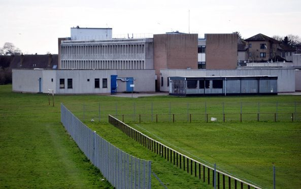 The new high school in Lossiemouth is expected to be open in 2020.