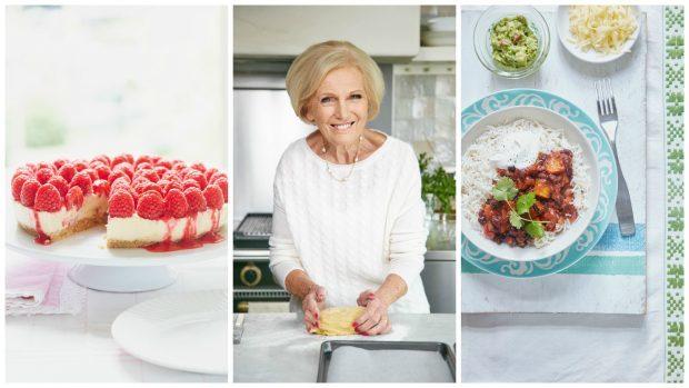 Make A White Chocolate And Raspberry Cheesecake Like You Are