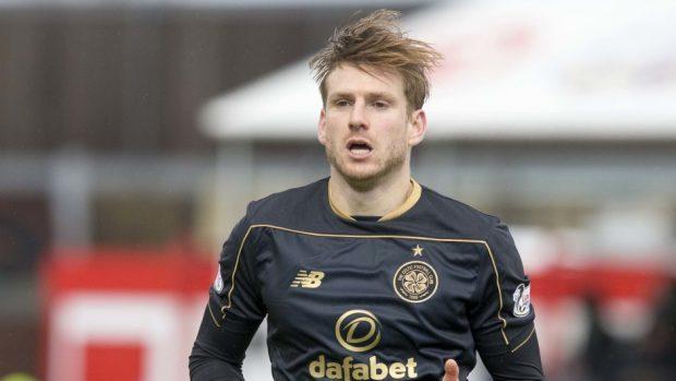 Celtic midfielder Stuart Armstrong