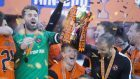 Dundee United lifted silverware on Saturday