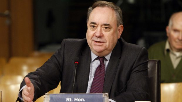 Nicola Sturgeon: Alex Salmond harassment complaints 'upsetting'