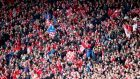 Aberdeen fans have been asked to provide a cup-tie atmosphere at Pittodrie