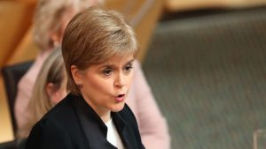 Nicola Sturgeon will look to woo investors on a trip to the US