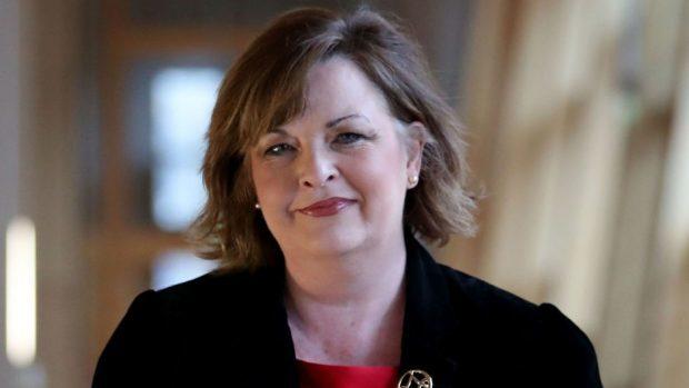 Scottish External Affairs Secretary Fiona Hyslop