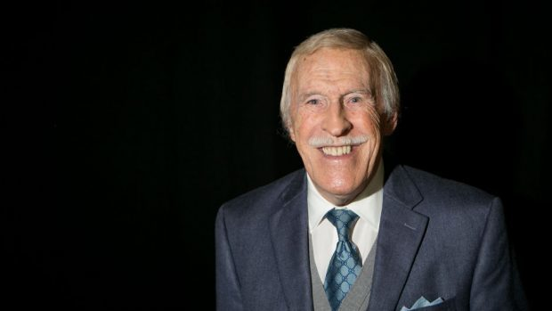 Sir Bruce Forsyth has died today at the age of 89.