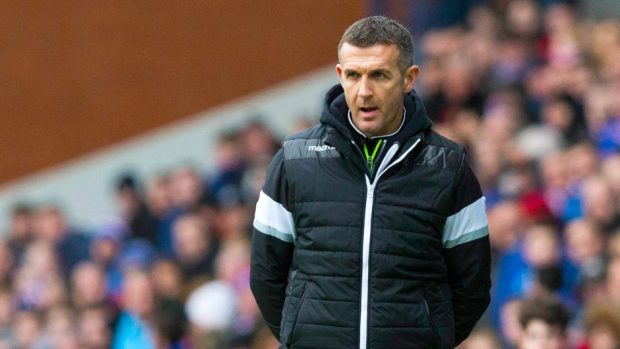Ross County manager Jim McIntyre was pleased with his side's draw against Inverness