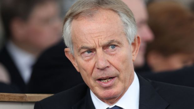 """Tony Blair said the Government faced negotiations of """"unparalleled complexity"""""""