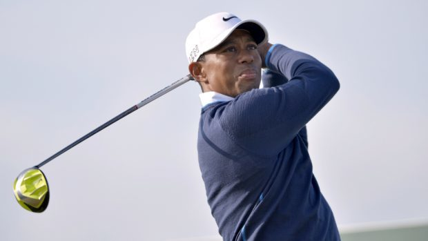 Tiger Woods has won the Masters four times