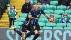 Ali Crawford sparked a major upset when his 2014 strike handed Hamilton their first win at Celtic Park in 76 years