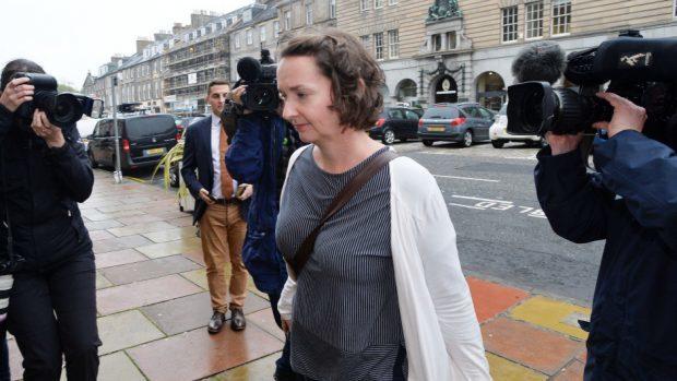 Pauline Cafferkey helped fight the Ebola crisis in Sierra Leone