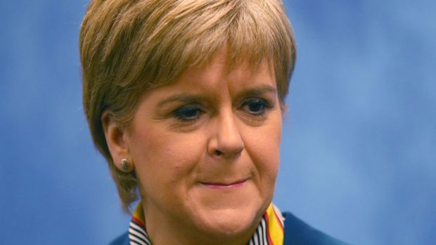 Nicola Sturgeon hails 'fantastic' result in Glasgow despite failing to win power