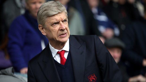 Arsene Wenger is under huge pressure to step down