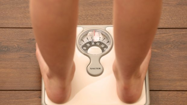 High levels of obesity were found in children, the report said