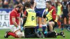 Wales captain Alun Wyn Jones is set for a six-week layoff