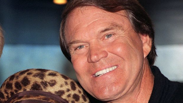 Glen Campbell was known for hits such as Rhinestone Cowboy