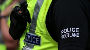 Police said the family of missing Ralph Smith were told of the discovery of the body on the beach at Arbroath