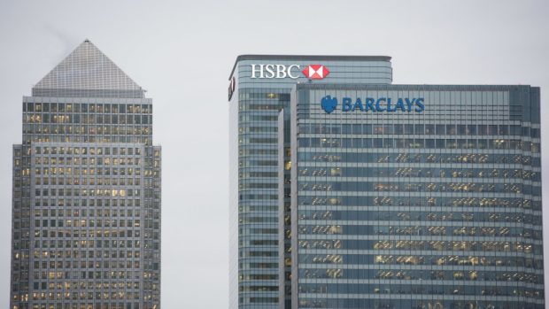 High street names including HSBC and Barclays are among those reported to have handled cash in the scandal
