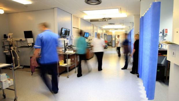 The number of patients waiting more than four hours for A&E treatment in the north-east is at a four year high