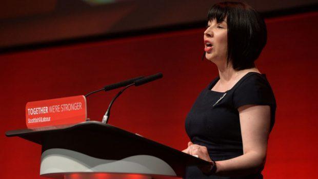 Labour health spokeswoman Monica Lennon