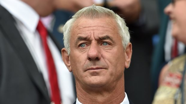 Ian Rush, pictured, believes Gareth Bale will fire Wales' World Cup ambitions against the Republic of Ireland on Friday