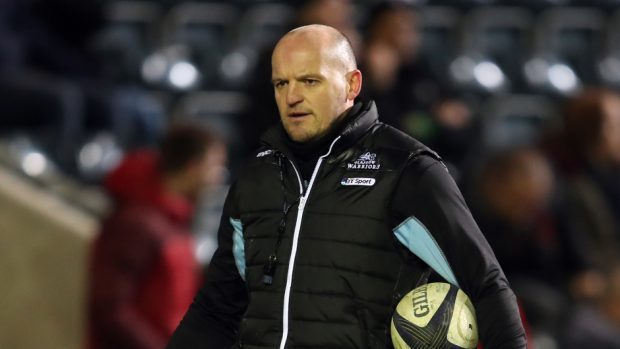 Tim Visser is looking forward to working under Gregor Townsend, pictured, when he takes over as Scotland head coach