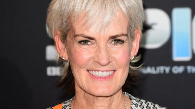 Judy Murray was named this year's 'woman of influence' at the Action for Children Scotland Woman of Influence Awards